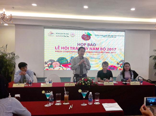 Lễ hội Trái cây Nam bộ, Hội thi Trái ngon - An toàn Nam bộ lần 9 năm 2017 hứa hẹn nhiều điều mới lạ, hấp dẫn tại Suối Tiên