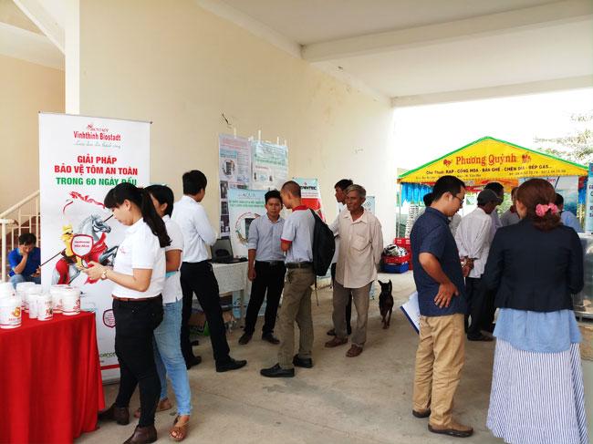 """Hội thảo """"Ứng dụng công nghệ cao trong phát triển nuôi tôm thẻ chân trắng tại thành phố Hồ Chí Minh"""""""