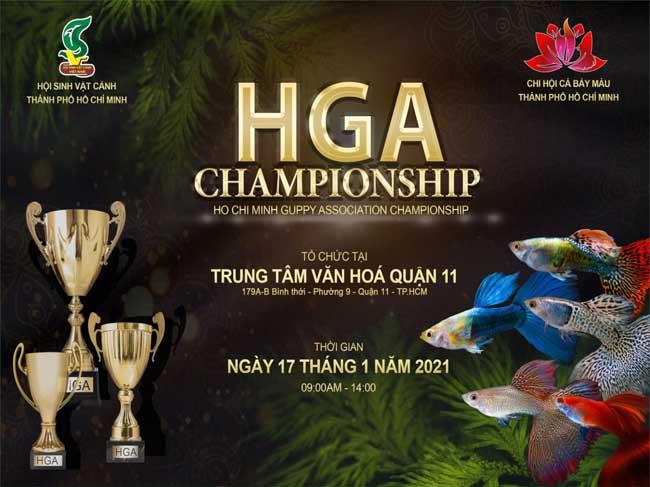 """Sôi động, hào hứng với """"Cuộc thi cá Bảy Màu thành phố Hồ Chí Minh"""" năm 2021"""